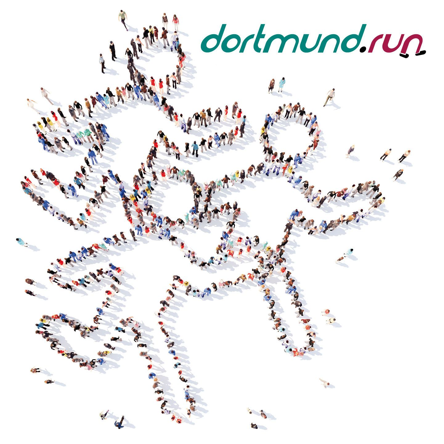 dortmund run homepage_Start Läufer